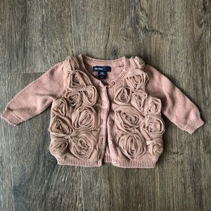 Baby Gap Sweater Cardigan